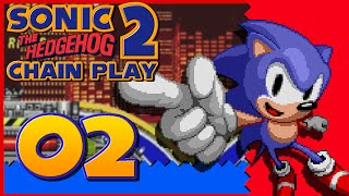 Chain Play: Sonic the Hedgehog 2 - Part 2 - Chemical Plant Zone by Munching Orange