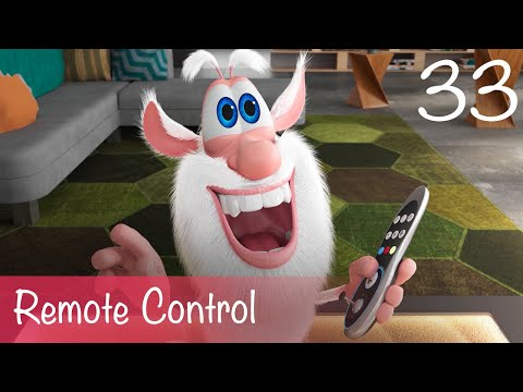 Booba - Remote control - Episode 33 - Cartoon for kids