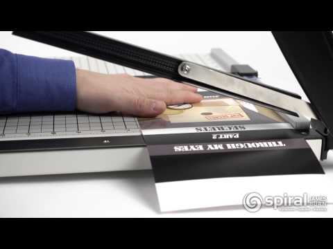 Akiles OffiTrim Plus Guillotine Paper Cutter