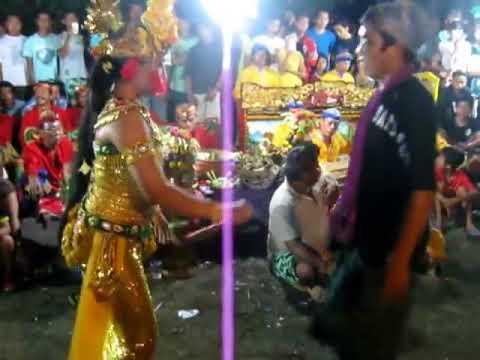 BALI TRADITIONAL  HOT  DANCE   JOGED BUMBUNG SULANGJANA Part 6