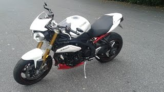 8. 2013 Triumph Speed Triple R