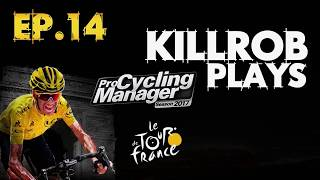In this Pro Cycling Manager 2017 Let's Play we're starting out as a novice climber and work our way up to eventually try to win major tours. The game is run in hard difficulty in the Pro Cyclist career mode. Dicky Mc Speck is an unlikely hero in all this, and certainly eats too much Currywurst for becoming a great climber...