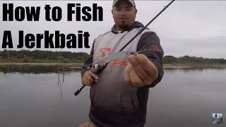 Video Lake Fork Bass Fishing: Jerkbait Tips and Techniques MP3, 3GP, MP4, WEBM, AVI, FLV Desember 2018