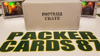 This is 35 bucks shipped to your door. Pretty neat, I enjoy these subscription boxes. Check out the Football Crate if it piques your interest!