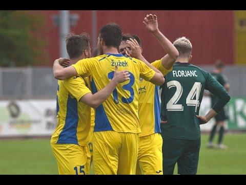 Pokal Slovenije: Krka - Domžale 0:2