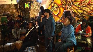 "TuffGongTV Exclusive Damian Marley ""Slave Mill"" Bob Marley's 73rd Earthstrong Celebration"