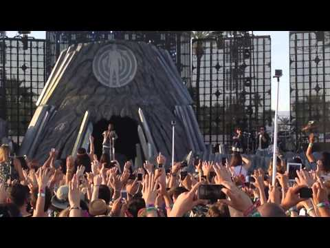 Kid Cudi Ft. MGMT - Pursuit of Happiness @ Coachella 2014 Weekend 2