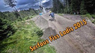 "Video Serfaus Fiss Ladis Bikepark 2015 whole Jumpline ""strada del sole"" MP3, 3GP, MP4, WEBM, AVI, FLV Mei 2017"