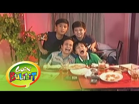 Goin' Bulilit: Boys' night out