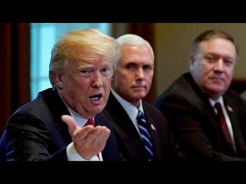 Trump feuert gegen die EU und gegen Tusk