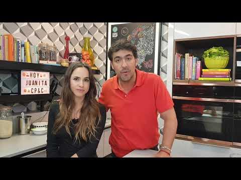video Contigo Pan y Cebolla - Invitada Juanita Ringeling