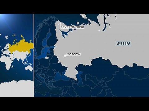 Ρωσία: Δεκατέσσερις νεκροί από φωτιά σε ερευνητικό υποβρύχιο…