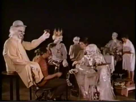 The Haunted Mansion Is Visited By Kurt Russell And The Osmonds