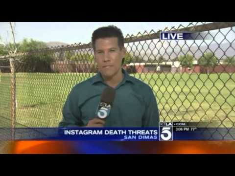 Middle school student receives death threats on Instagram