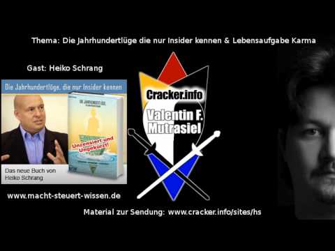 Die Jahrhundertlüge die nur Insider kennen & Lebensaufgabe Karma 1 - Heiko Schrang