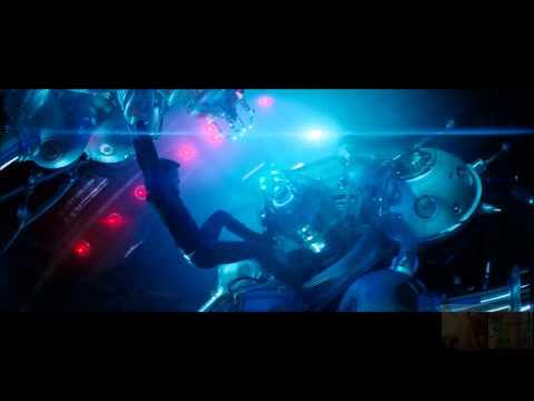 Star Trek Into Darkness - Kirk Saves the Falling Enterprise