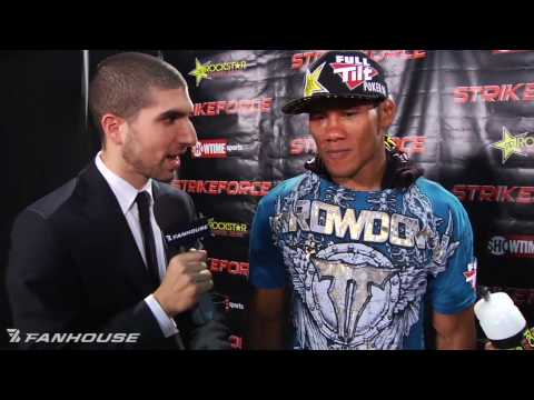 Jacare Souza Unhappy With Performance in Win Over Joey Villasenor