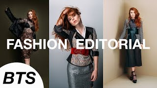 Video Fashion Editorial Photoshoot Behind The Scenes and Images MP3, 3GP, MP4, WEBM, AVI, FLV Juni 2018
