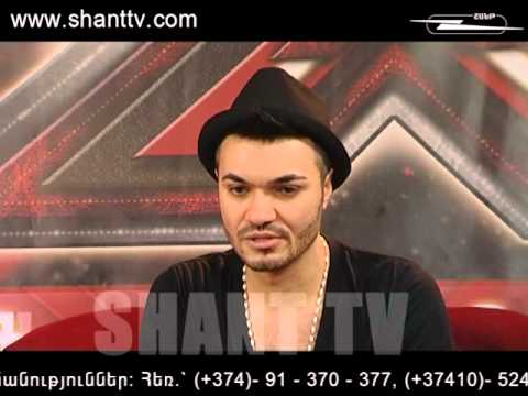 X Factor Armenia 2 Episode 90