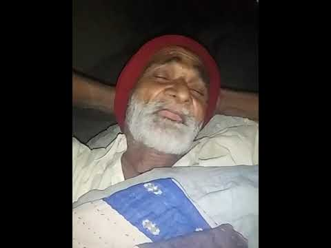 best sindhi funny video old man abussing imran khan