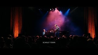 """Chris Thile & Brad Mehldau perform """"Scarlet Town,"""" from their self-titled debut duo album, due January 27, 2017. The song..."""