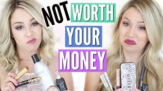 Disappointing Products | Not Worth the Hype #3 by Eleventh Gorgeous
