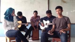 Seluruh Nafas Ini - Last Child feat. Gisele ( Acoustic Cover )