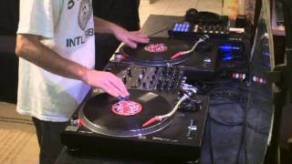 Beat Juggling On Wu Tang Clan - Dj Haze Fresh Cut