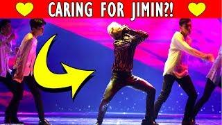 How BTS treats Jimin | Bangtan Boys
