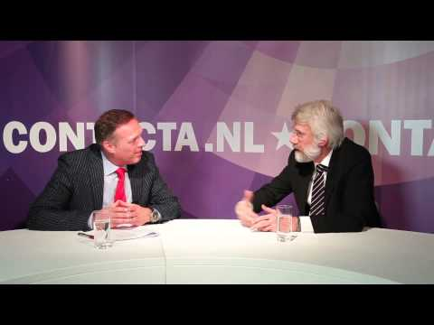 ContactaTV interview met Erik Scherder