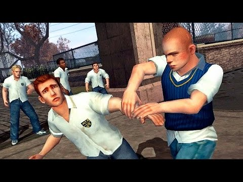 Bully: Anniversary Edition gameplay