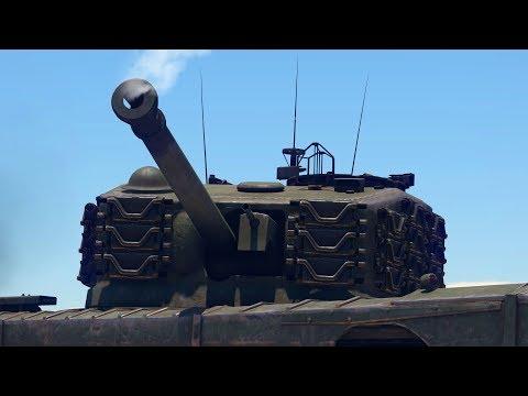 When Tanks Don't Die.