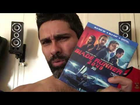 Blade Runner 2049 3D Blu Ray Review