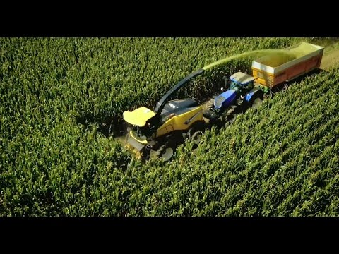 New Holland FR Forage Cruiser – The Game Changer