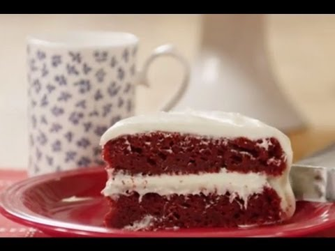 Gluten-Free Recipes – How to Make Gluten-Free Red Velvet Cake