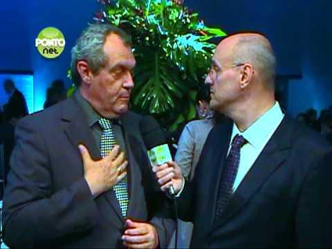 Ricardo Orlandini faz diversas entrevistas durante o Prêmio Assespro 2012. (Parte 2)