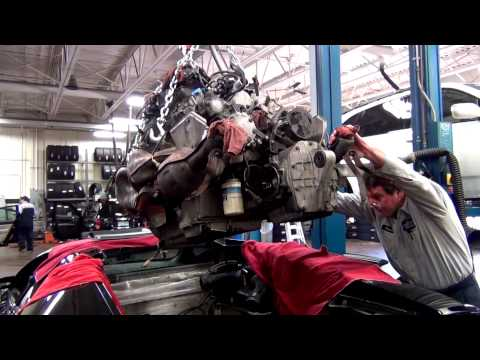 2002 Lamborghini Murcielago Clutch Replacement Timelapse | Morrie's Luxury Auto