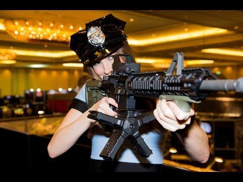 Video SHOT Show 2014 - Mako Group Pentagon Magazine System download in MP3, 3GP, MP4, WEBM, AVI, FLV January 2017
