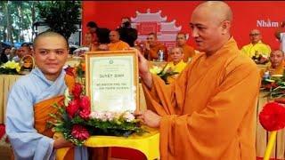 Lễ Đặt Đá Và Bổ Nhiệm Trụ Trì SC Thích Nữ Hương Nhũ Tại Chùa Thiên Quang