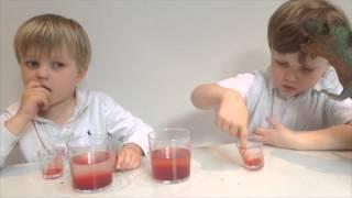 bNosy video 1 - kallt och varmt vatten