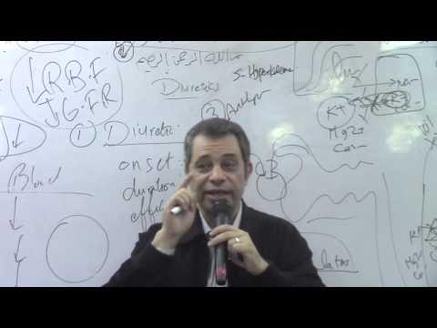 31.Dr. Ahmed Abdelrahman [Loop Diuretics (Frusemide)-Potassium Retaining Diuretics]