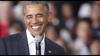 Video Obama ROASTING Trump Compilation MP3, 3GP, MP4, WEBM, AVI, FLV Maret 2019