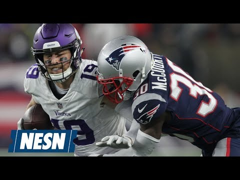 Video: Pats Defense Puts On Impressive Performance In Win Over Vikings