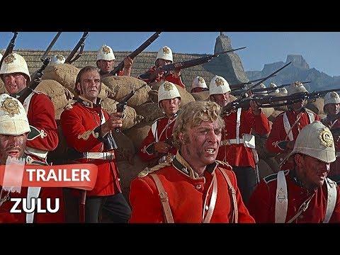 Zulu 1964 Trailer | Stanley Baker | Michael Caine | Jack Hawkins