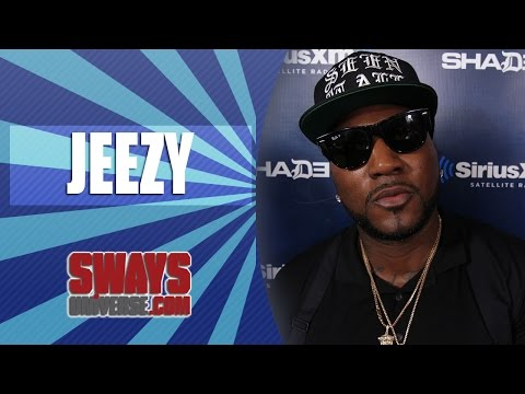 Jeezy on Sway in the Morning: Talks Jay Z, Rick Ross, His Son, Freddie Gibbs, Illuminati, & MORE!!