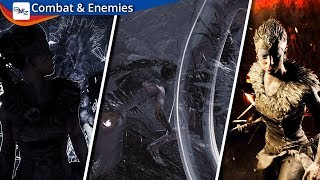 Hellblade: Photo Mode Enemies and Combat Gallery