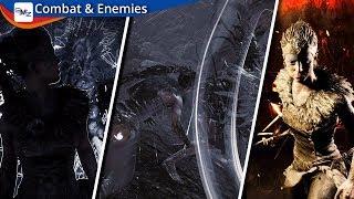 Hellblade: Photo Mode Enemies and Combat Gallery