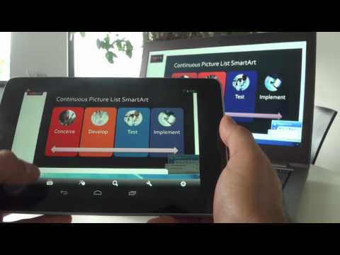 Video of TeamViewer for Remote Control