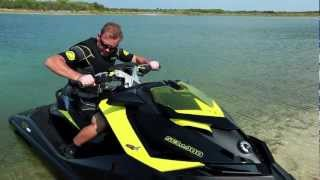 10. Sea-Doo RXP-X 260: HOW TO RIDE