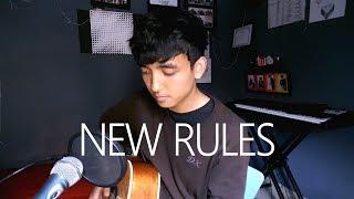 Download Lagu New Rules - Dua Lipa ( Cover by Reza Darmawangsa ) Mp3